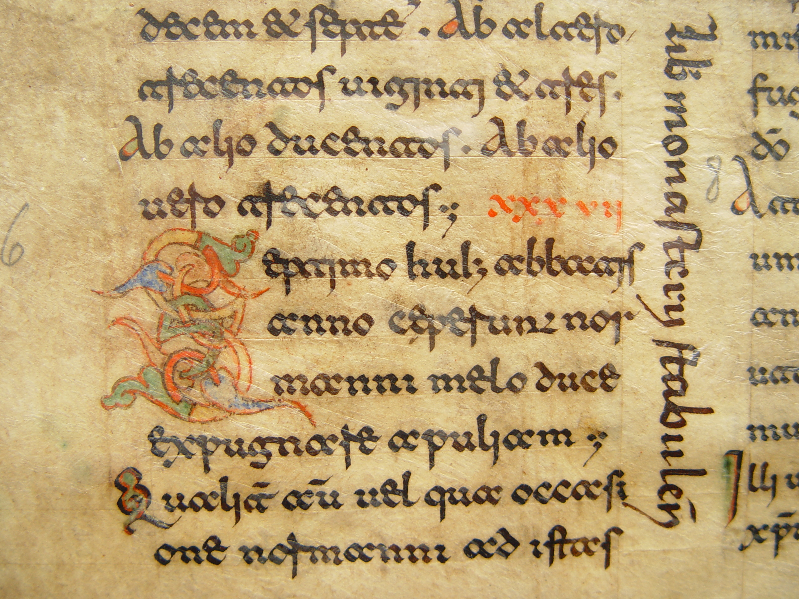 carolingian renaissance handwriting A flourishing book industry and, as roman handwriting continued to evolve,   when the codex gained wide acceptance, to the carolingian renaissance in the .